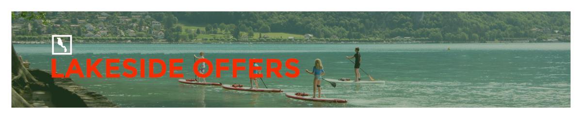 Lake Annecy Holiday Offers