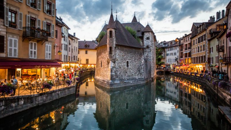 Best Restaurants and Places to Eat in Annecy