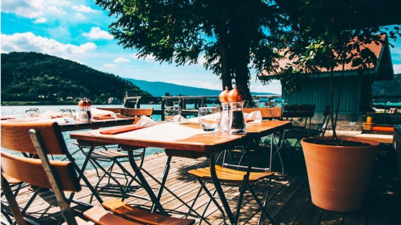Top 4 Destination Restaurants in Annecy